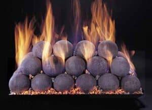 gas logs 5