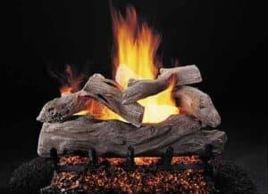 gas logs 6