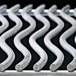 wave rod grids