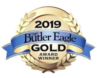 Butler Eagle Gold Award Winner