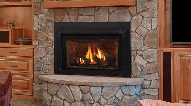 excursion gas fireplace insert