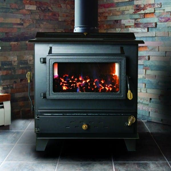 anthracite coal burning stove