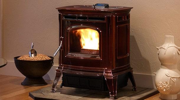 Absolute Majorca pellet stove