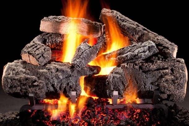 Hargrove cross timber gas logs