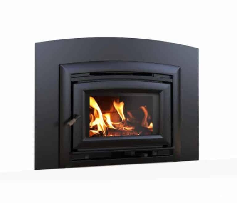 hearthstone green mountain fireplace insert black