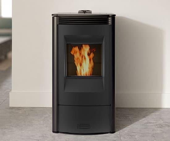 Harman Allure 50 satin black pellet stove