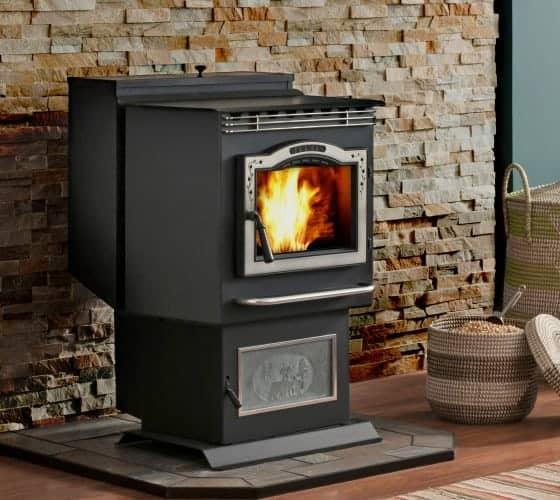 harman p61a pellent stove