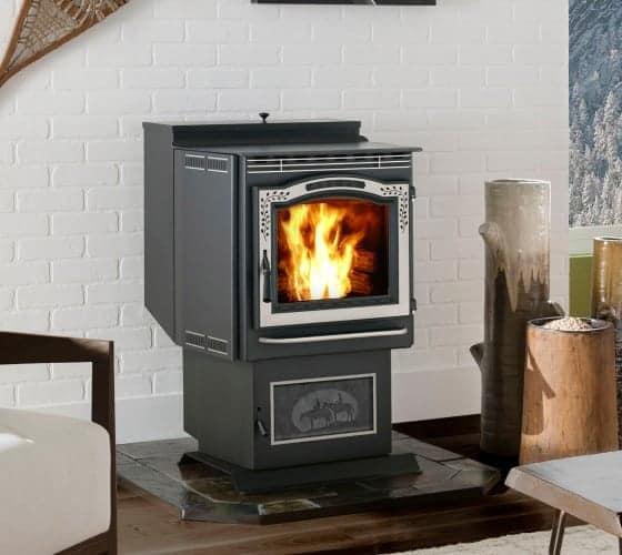 Harman p68 wood pellet stove