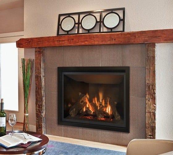 kozy heat carlton 46 emamel finish gas stove