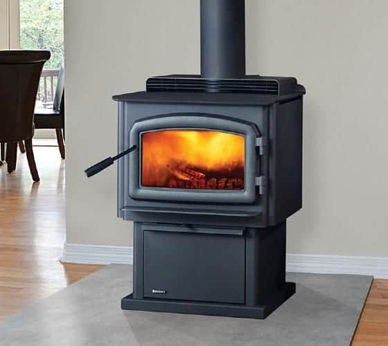 Regency f2450 wood stove