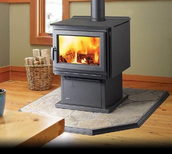 regency f3500 wood-burning stove