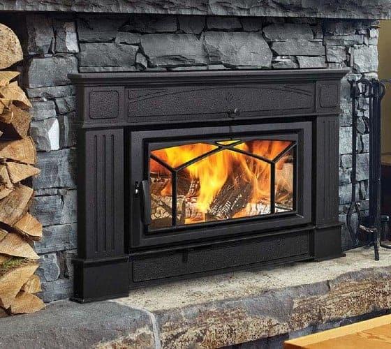 regency hi1500 wood fireplace insert