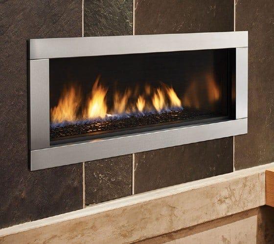 regency hz30 gas fireplace with glass