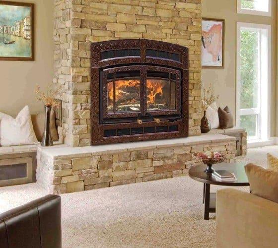 Hearthstone WFP100 Wood-burning Fireplace