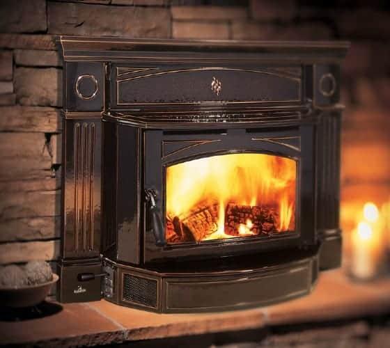 regency hi2450 wood fireplace insert