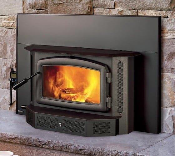 regency i2500 wood fireplace insert