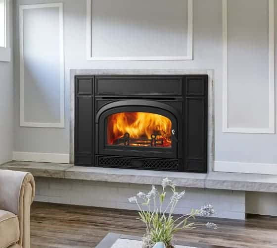 vermont castings montpelier ii wood fireplace insert