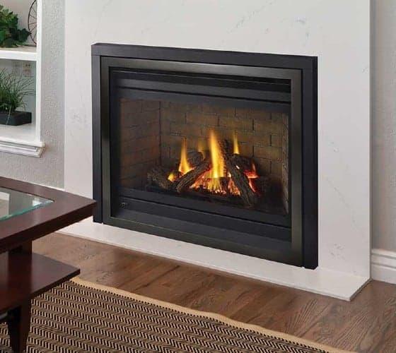 regency p36 gas fireplace