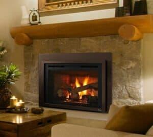 qdi35fb insert with firescreen