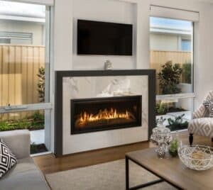 kozy heat slayton 42s gas fireplace traditional logs