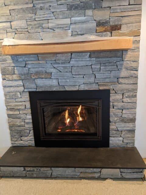 Kozy Heat Chaska 34 Gas insert